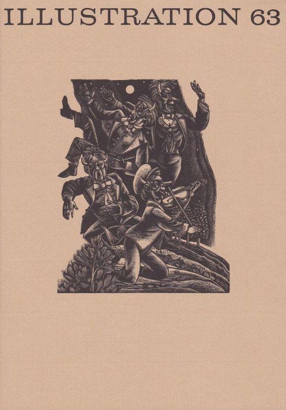 Illustration 63 - Zeitschrift für die Buchillustration - Heft 2 / 1994