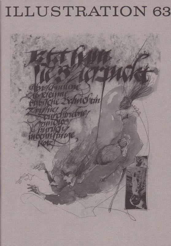 Illustration 63 - Zeitschrift für die Buchillustration - Heft 3 / 1995