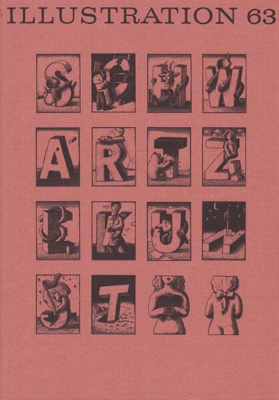 Illustration 63 - Zeitschrift für die Buchillustration - Heft 1 / 1996