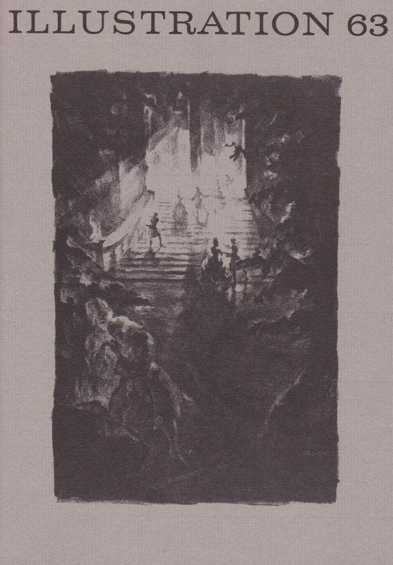 Illustration 63 - Zeitschrift für die Buchillustration - Heft 1 / 1995