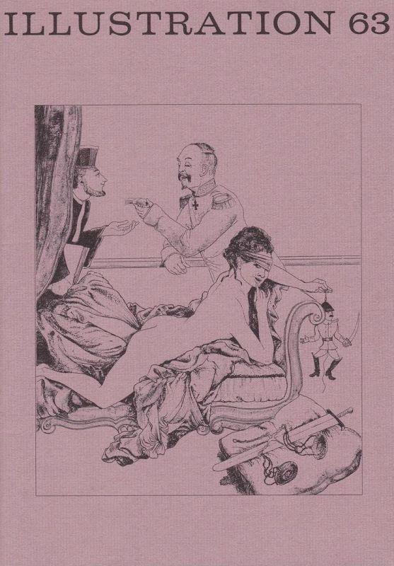 Illustration 63 - Zeitschrift für die Buchillustration - Heft 3 / 1989