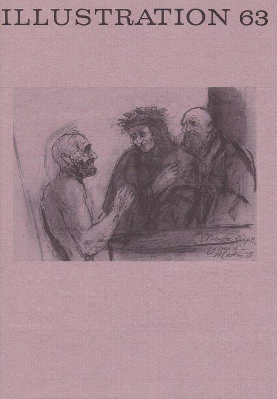 Illustration 63 - Zeitschrift für die Buchillustration - Heft 3 / 1998