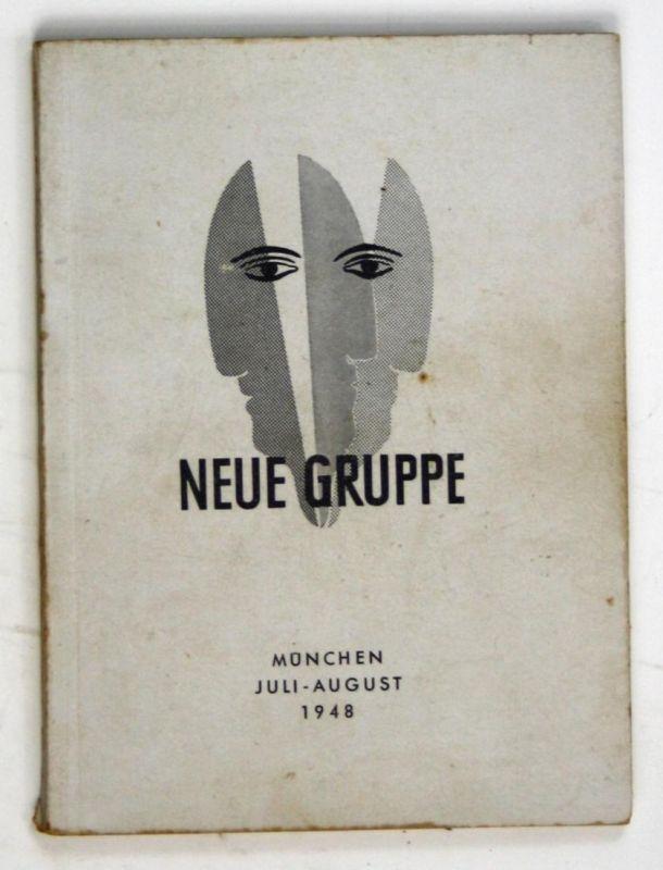 Neue Gruppe - Künstlerverband - II. Ausstellung Juli - August 1948