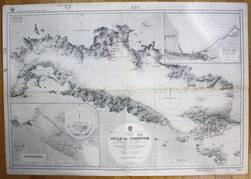 Mediterranean - Greece - Gulf of Corinth