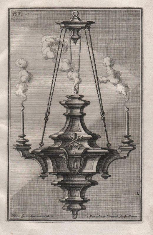 candles chandelier Leuchter Kerzen silver silversmith design baroque