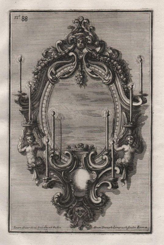 Kerzen chandelier candles Leuchter silver silversmith design baroque