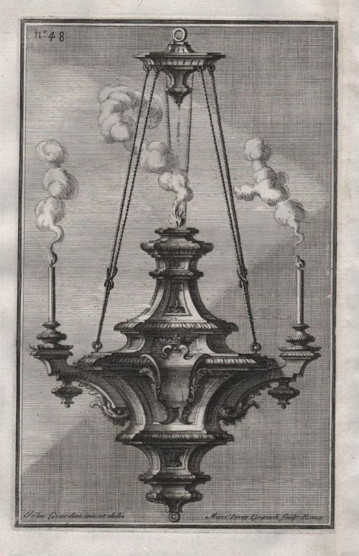 Kronleuchter Leuchter Kerzenhalter chandelier candles silver silversmith design baroque