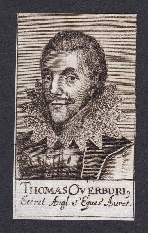 Thomas Overburi / Thomas Overbury / poet essayist England