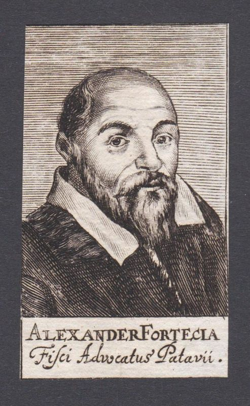 Alexander Fortecia / Alexander Fortecia / Jurist Adovat jurist Padova