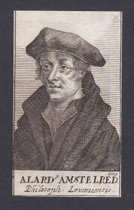 Alard Amstelred / Alard Amstelred / humanist theologian Humanist Theoloe Leuven