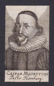 Caspar Mauritius / Caspar Mauritius / theologian Theologe Rostock