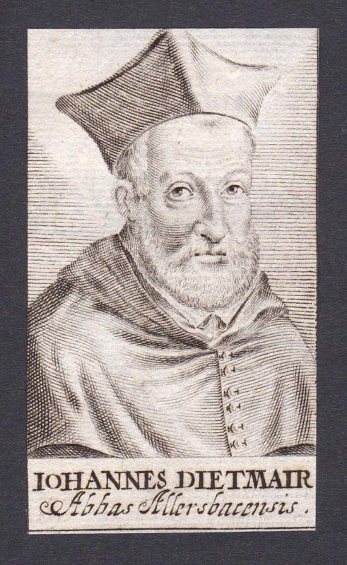 Iohannes Dietmair / Johannes Diethmaier / theologian Theologe Allersbach