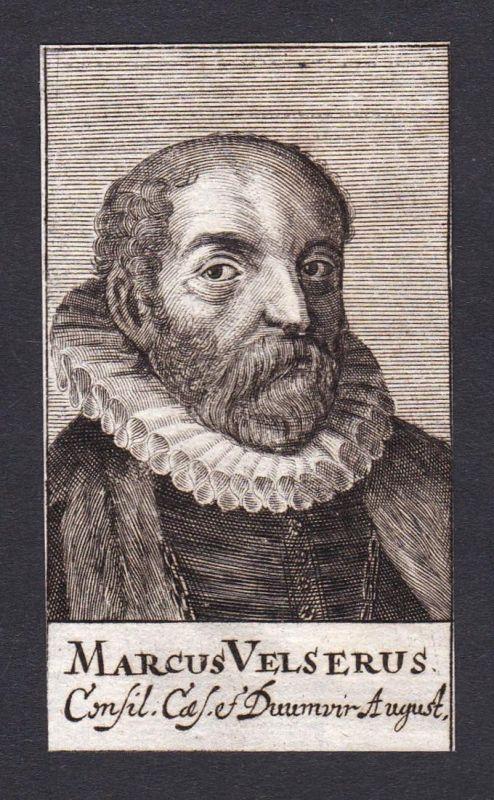 Marcus Velserus / Markus Welser / humanist Humanist Augsburg