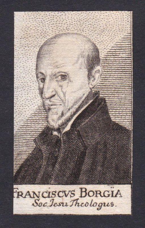 Franciscus Borgia / Francisco de Borja / jesuit Jesuit Rom Italien Italy Italia