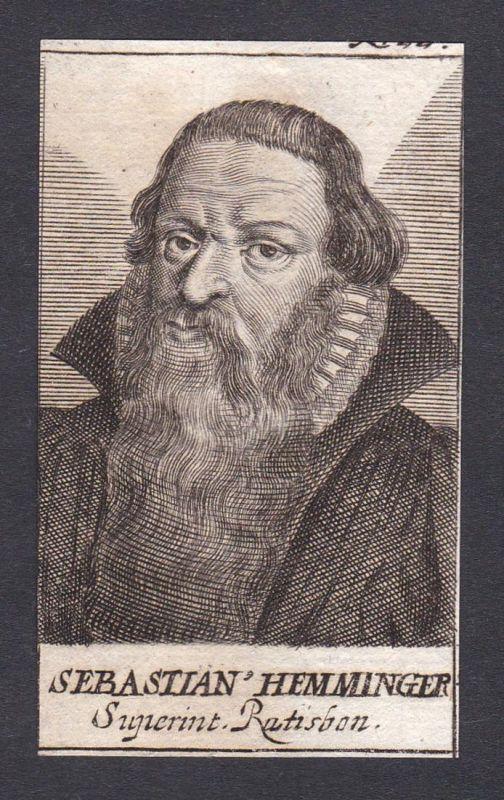 Sebastian Hemminger / Sebastian Hemminger / theologian Theologe Regensburg