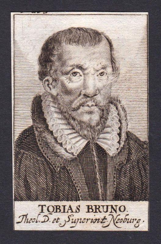 Tobias Bruno / Tobias Bruno / theologian Theologe Neuburg