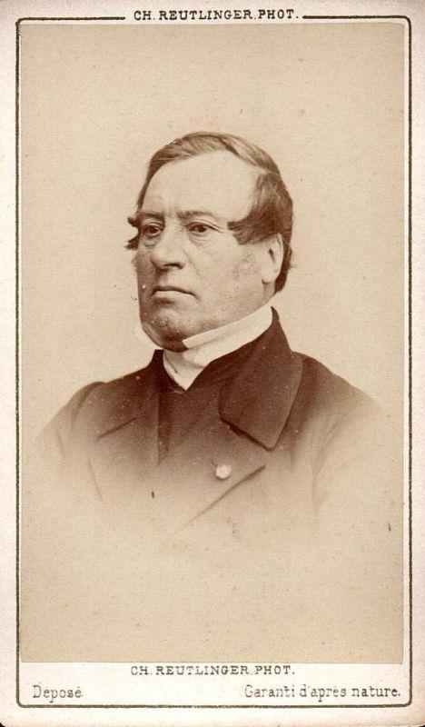 Saint-Marc Girardin (1801-1873) - Marc Girardin Politiker politician politicien Schriftsteller critique litter