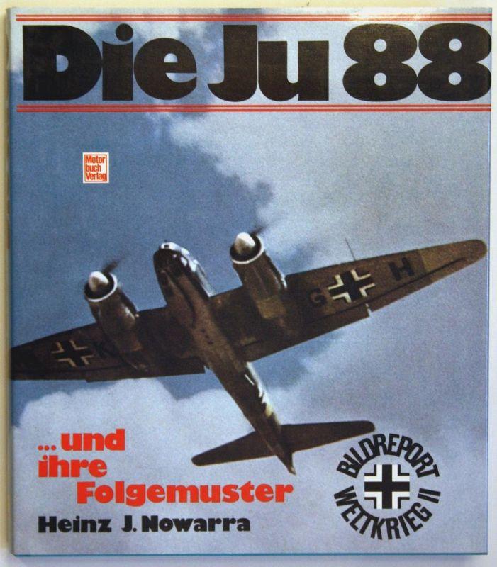 Die Ju 88 und ihre Folgemuster