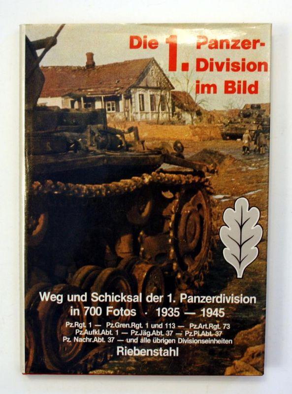 Die 1. Panzer-Division im Bild.