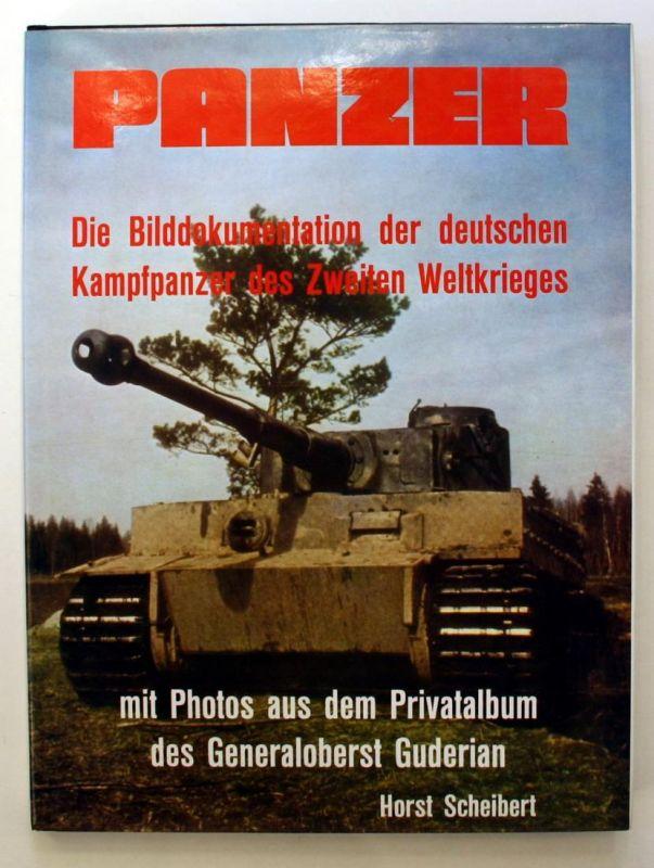 Panzer Bilddokumentation der deutschen Kampfpanzer des zweiten Weltkrieges.