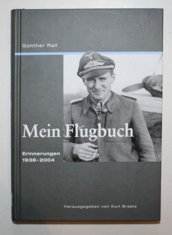 Mein Flugbuch. Erinnerungen 1938-2004. 6. Auflage.