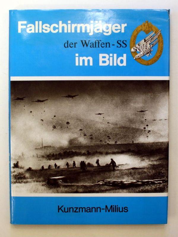 Fallschirmjäger der Waffen-SS im Bild
