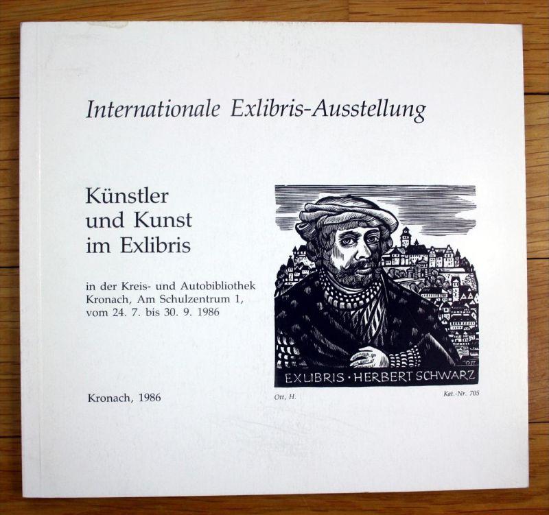 Internationale Exlibris Ausstellung - Künstler und Kunst im Exlibris