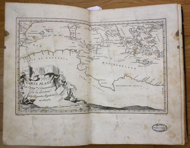 Viage a Constantinopla en el Ano de 1784. 1