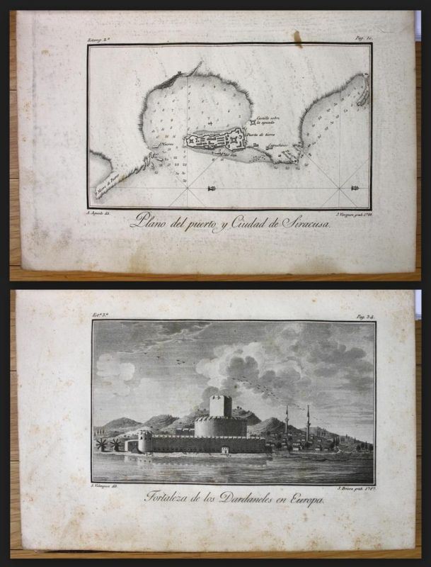 Viage a Constantinopla en el Ano de 1784. 2