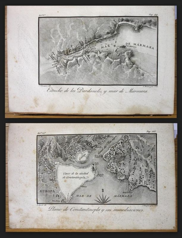 Viage a Constantinopla en el Ano de 1784. 4