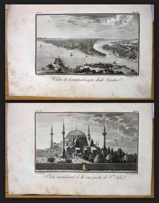 Viage a Constantinopla en el Ano de 1784. 5