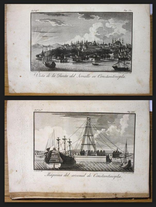 Viage a Constantinopla en el Ano de 1784. 6