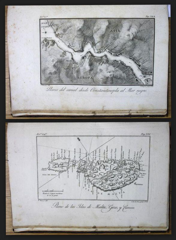 Viage a Constantinopla en el Ano de 1784. 7
