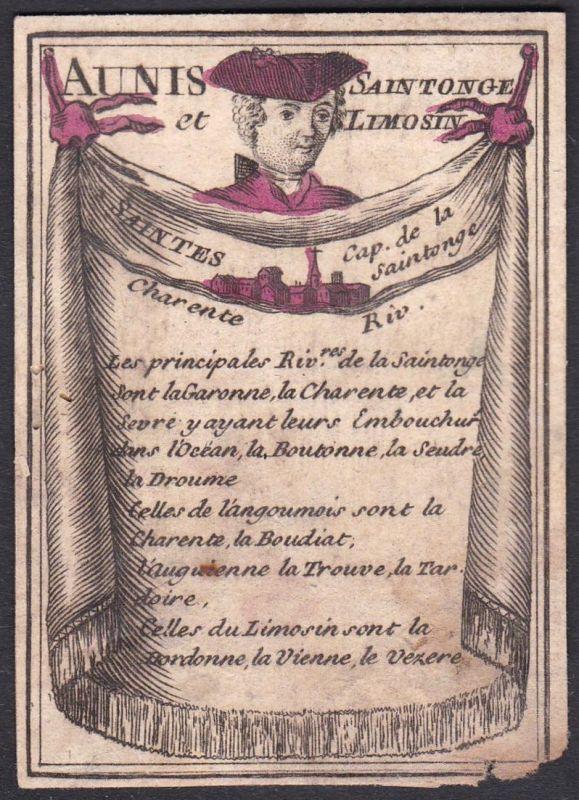 Aunis et Saintonge Limosin - Saintes - Saintes Limousin Frankreich France Saintonge Aigrefeuille-d'Aunis Origi