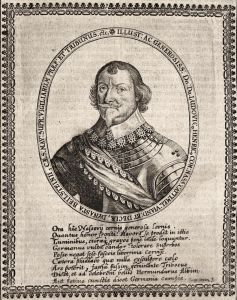 Ludovicus Henricus com. Nass. - Ludwig Heinrich Nassau-Dillenburg Graf earl gravure Portrait Kupferstich coppe