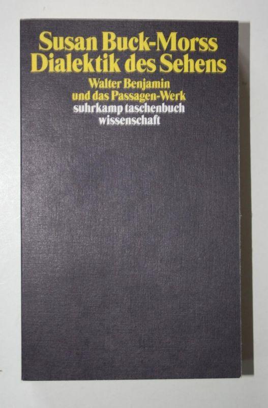 Dialektik des Sehens. Walter Benjamin und das Passagen-Werk. Suhrkampf Taschenbuch Wissenschaft 1471