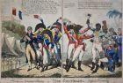 French alias Corsican villainy or the contrast to English humanity - Napoleon Bonaparte France Frankreich merc