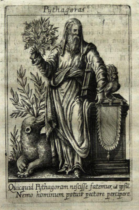 Historia deorum fatidicorum, vatum, sibyllarum, phoebadum, apud priscos illustrium; cum corum iconibus. Praepo