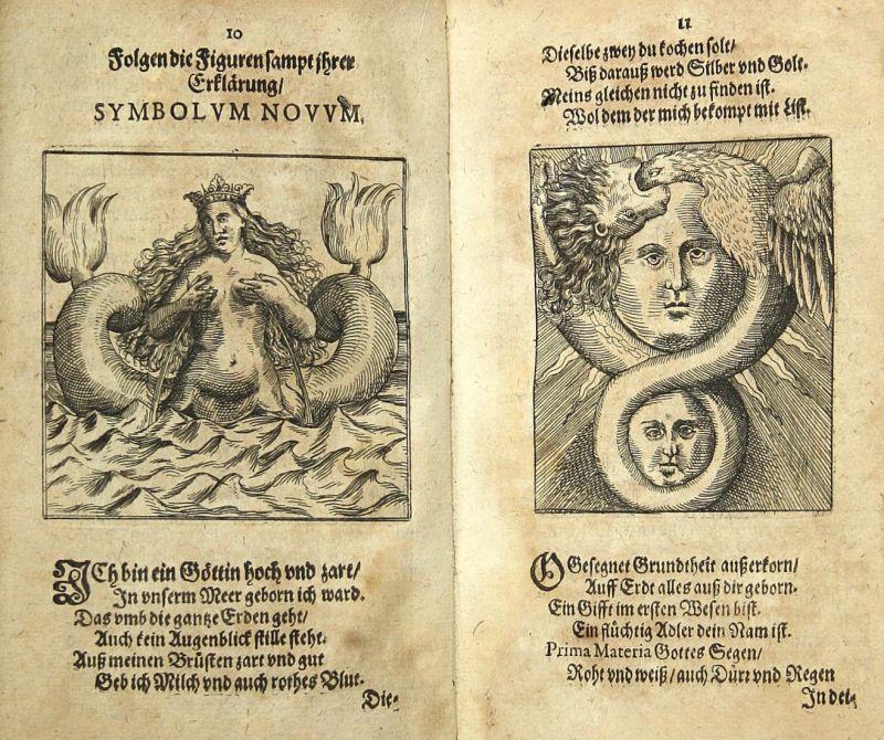 Prodomus Rhodo-Stauroticus. Das ist: Vortrab und Entdeckung/ derer Hocherleuchten/ Gottseeligen/ und weitberüh