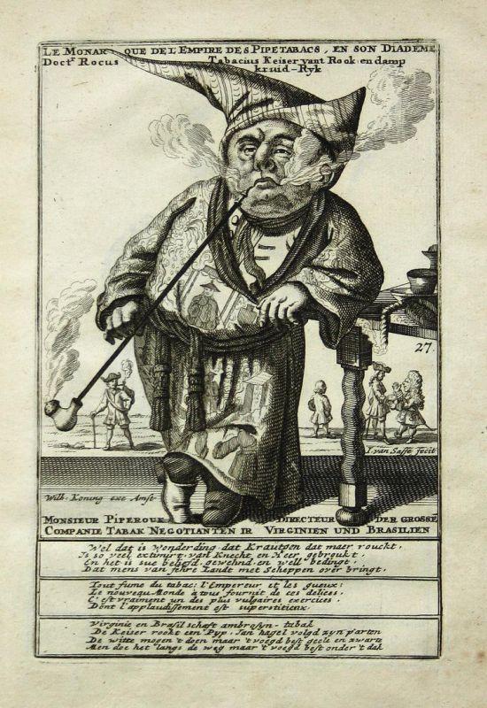 Il Callotto Resuscitato, oder, Neu eingerichtes Zwerchen Cabinet […].