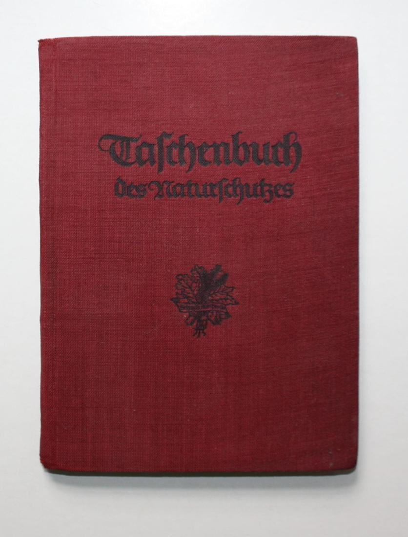 Taschenbuch des Naturschutzes.