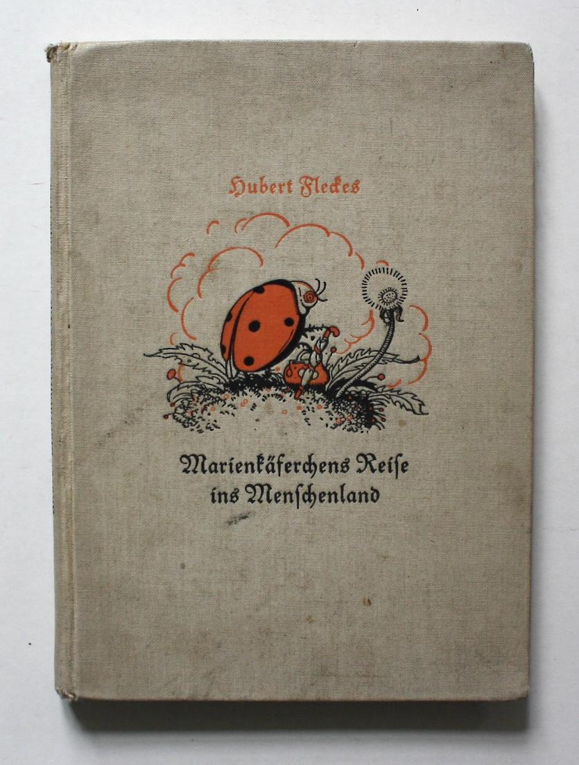 Marienkäferchens Reise ins Menschland