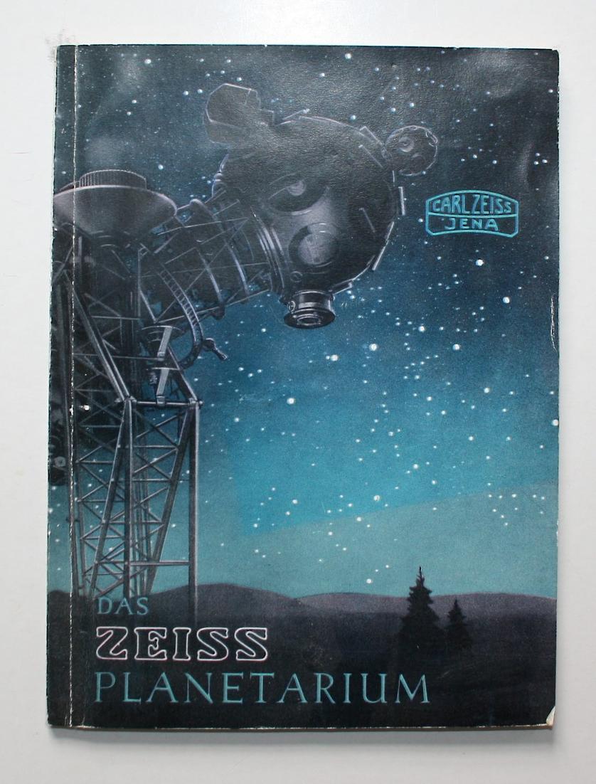 Das Zeiss Planetarium. Zweite, erweiterte Auflage.