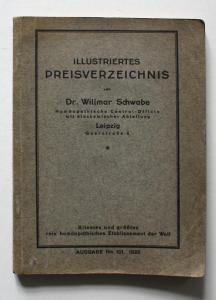 Illustriertes Preisverzeichnis.