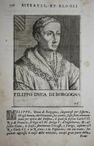 Filippo Dvca Di Borgogna Philippe le Bon (1396-1467) -- Bourgogne Valois