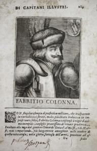 Fabritio Colonna  Fabrizio Colonna (1450-1520) -- Condottiero Montefeltro Urbino