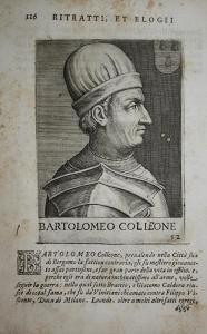 Bartolomeo Colleone  Bartolomeo Colleoni (1400-1475) -- Solza Bergamo Condottiero
