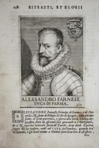 Alessandro Farnese DVCA di Parma Allesandro Farnese (1545-1592) -- Parma Piacenza Castro Italia