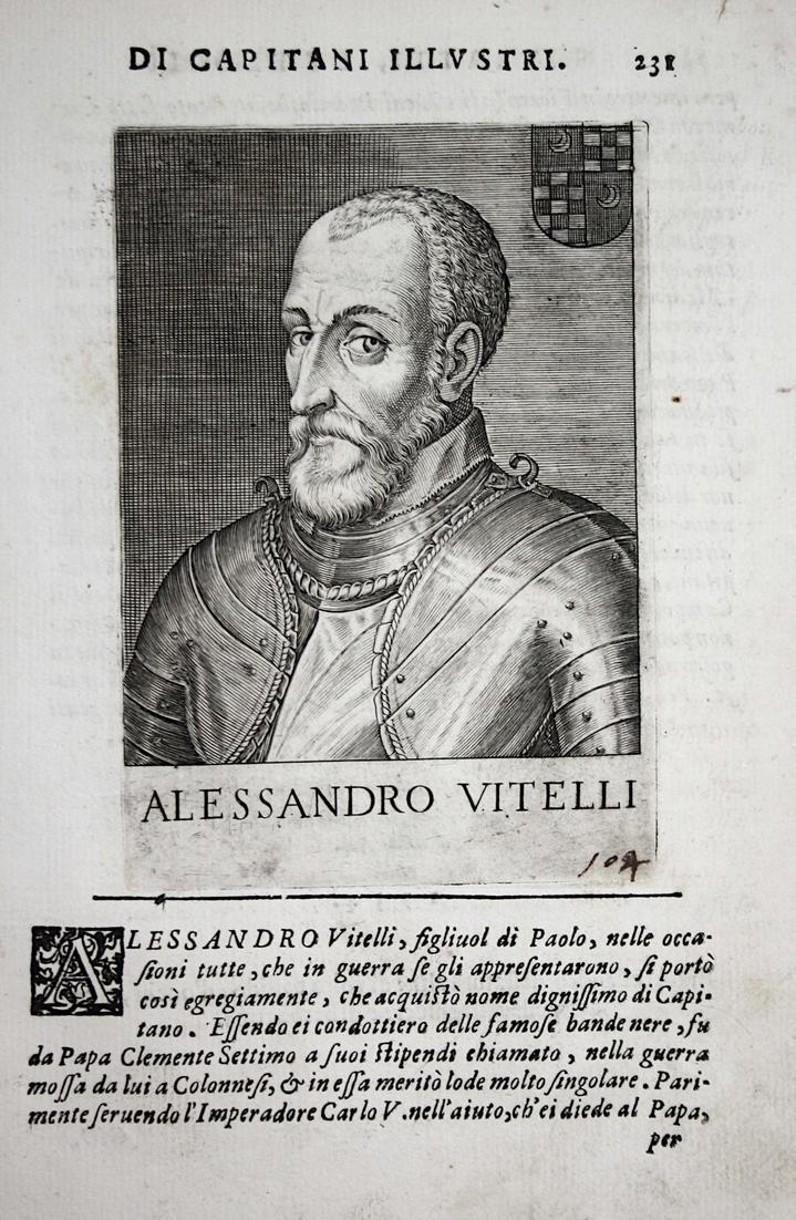 Alessandro Vitelli Alessandro Vitelli (1500-1554) -- Citta di Castello Montone Citerna Amatrice Italia 0