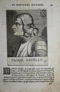 Paolo Savello Paolo Savelli (1350-1405) -- Rignano Condottiero Padova